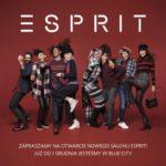 Otwarcie sklepu Esprit w CH Blue City