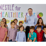 Więcej warzyw, owoców i ziaren w produktach Nestlé