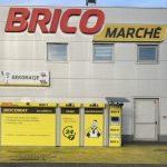 Bricomarché: Bricomaty staną przy wszystkich sklepach sieci do końca 2021 r.