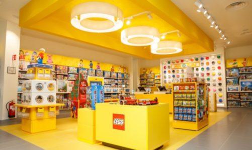 Pierwszy w Polsce oficjalny sklep marki LEGO